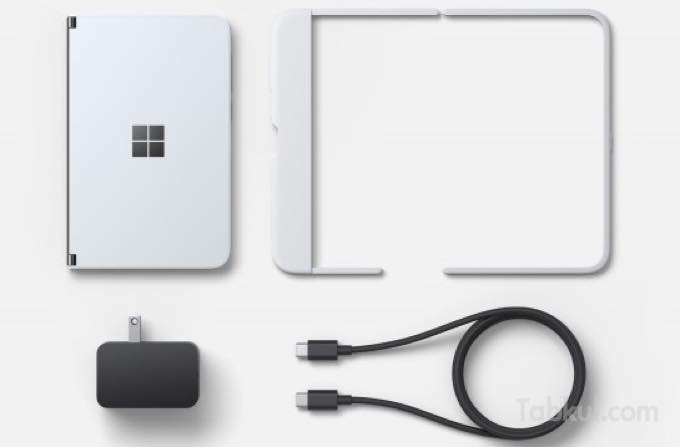 Surface Duo Box
