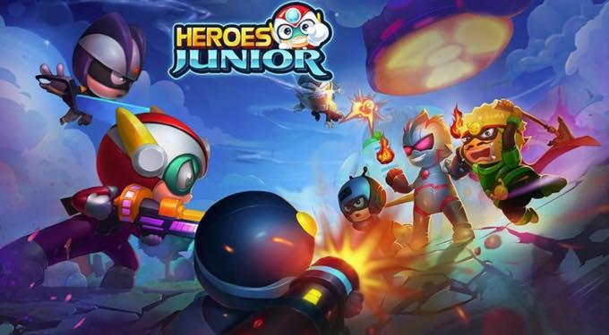 Android app com ffs superheroes junior premium