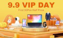 UMIDIGI A7 Proが10,813円など、Banggoodで14周年記念の大規模セール開催中