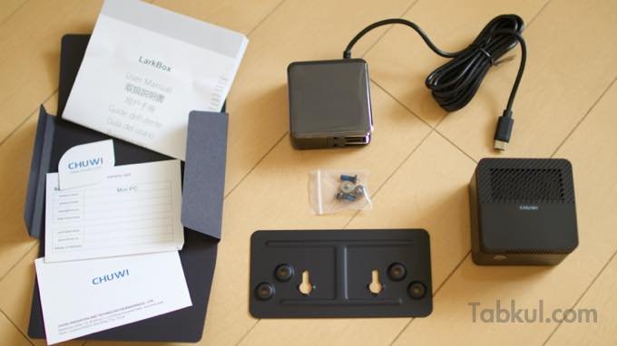 CHUWI LarkBox Unboxing Review  3