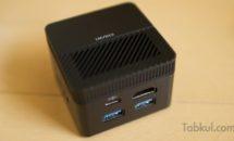 VESAマウントより小さいPC「CHUWI LarkBox」開封レビュー