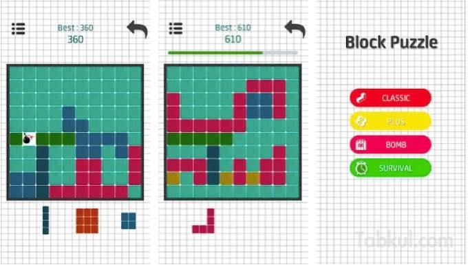 Android app com kaptan blockpuzzlegame