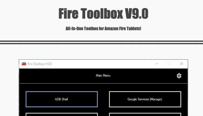 Fire Toolbox V9 0