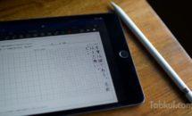 iPad活用術、GoodNotesでペン習字を始めよう。