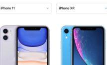 Apple、iPhone 11とiPhone XRを1万円値下げ