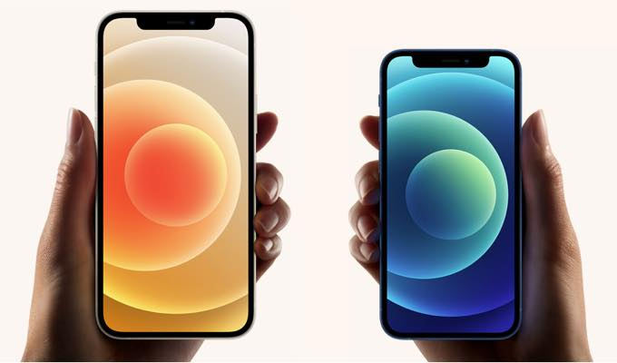 IPhone12 and iPhone12mini