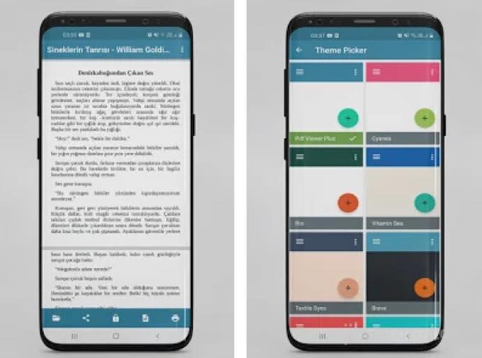 Android app com akaapp pdfviewerpro