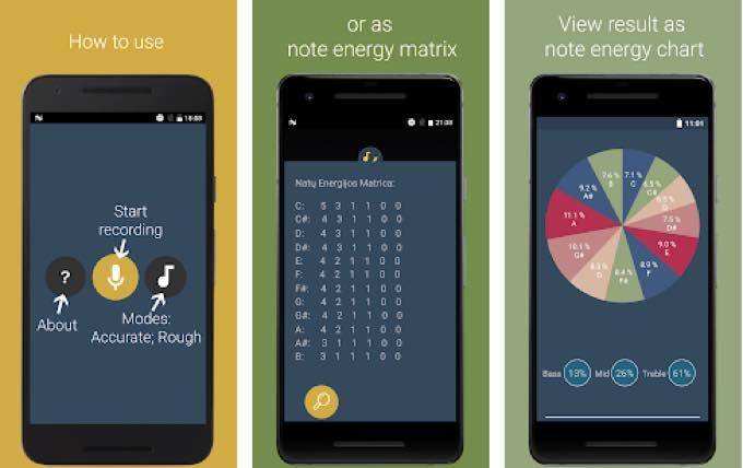 Android app com lucma soft nema