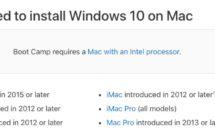 M1チップMacはBoot Camp非対応、Windowsユーザー注意