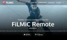 通常1220円が370円に、LOG撮影をリモート『FiLMiC Remote』などiOSアプリ値下げ中 2020/11/20