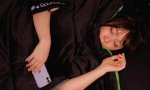 ゲーミング毛布 『わたタンク』(BHB-1600)発売、肩まで布団に入ってスマホを