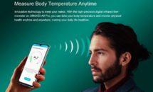 非接触で体温計測できる日本未発売スマホ「UMIDIGI A9 Pro」が特価に、Banggoodアンコールセール開催中