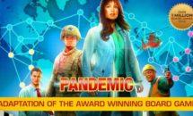 通常610円が250円に、感染拡大を防ぐ人気ボードゲーム『Pandemic: The Board Game』などiOSアプリ値下げ中 2020/12/22