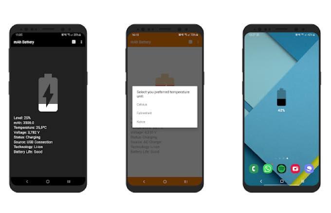 Android app com techrcs mahbatterypro