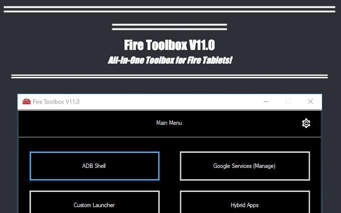 Fire toolbox v11