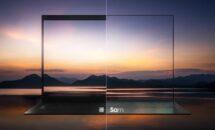 カメラ見えない狭額縁ノートパソコンの時代へ、Samsung Display発表