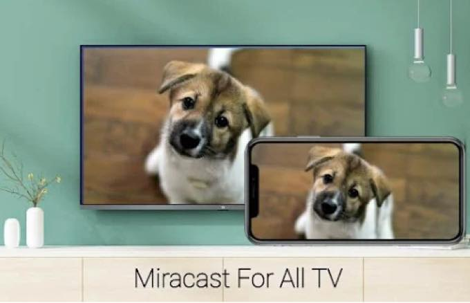 Android app miracast android to tv