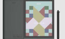 7.8型ONYX BOOX Nova3 Color発表、カラーEinkやワコム手書き入力などスペック・価格