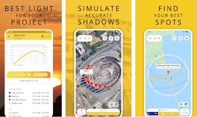 Android app com sunnytapps sunnytrack