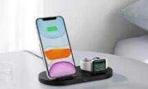 Anker充電器で新色追加セール、Apple Watch同時充電2in1スタンド