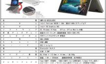 ドンキが7型UMPC「NANOTE P8」発売、スペックの違いと価格