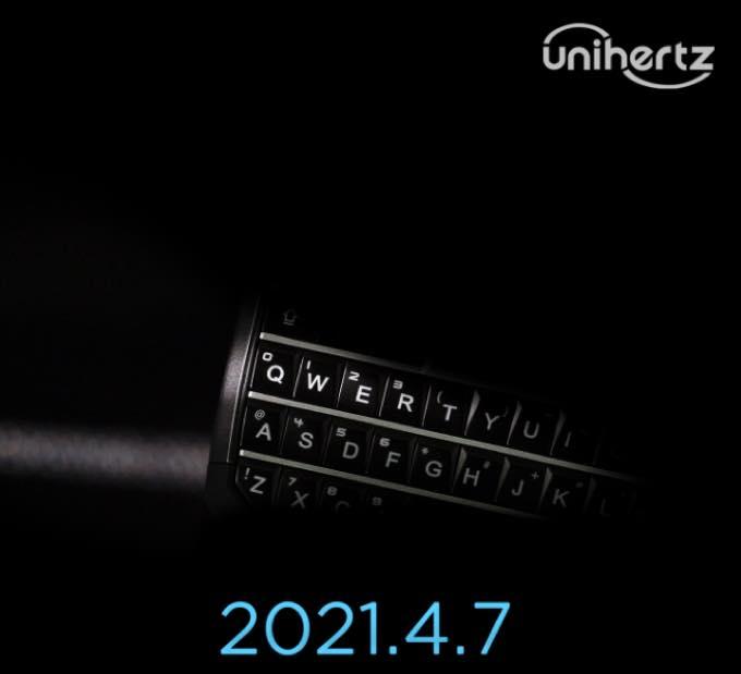 UnihertzJapan 20210403