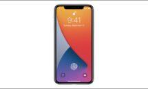 iPhone 13は有線ケーブル非対応でディスプレイ指紋を搭載か
