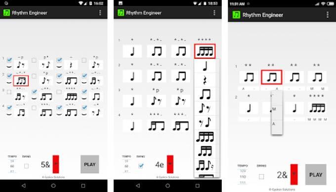 Android app com gyokovsolutions rhythmengineer