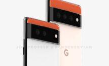 Google Pixel 6 Proなどの画像リーク、最終デザインか