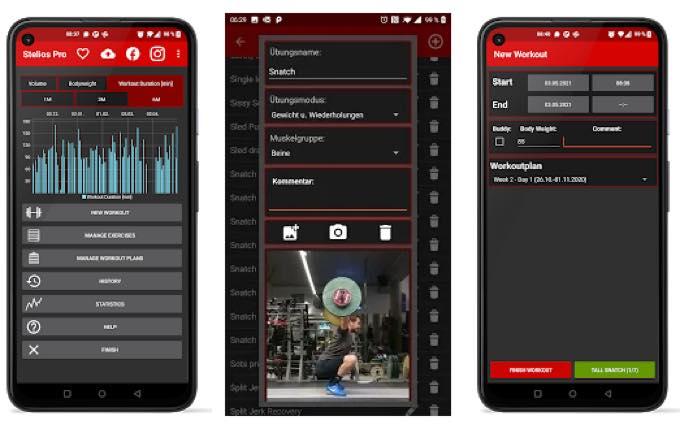Android app com steli ttbpro