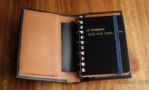 洗える手帳・財布「Ashford 2411」にロルバーン ミニを導入。