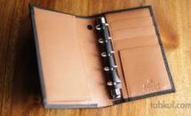 手帳と財布を1つに「Ashford ウォータープルーフ Mirco5」購入レビュー