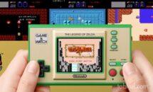 任天堂が「ゲーム&ウォッチ ゼルダの伝説」発表、価格・発売日