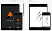 通常120円が0円に、iPadでスケッチブックを再現『LetSketch』などiOSアプリ値下げ中 2021/06/10