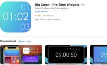 通常120円が0円に、iPhone/iPadをデジタル時計に『Big Clock』などiOSアプリ値下げ中 2021/06/09
