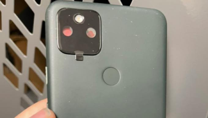 Pixel 5a 5g components leak 20210816201746