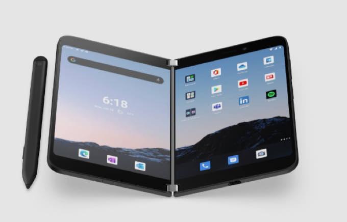 Surface duo 2 leak 202108