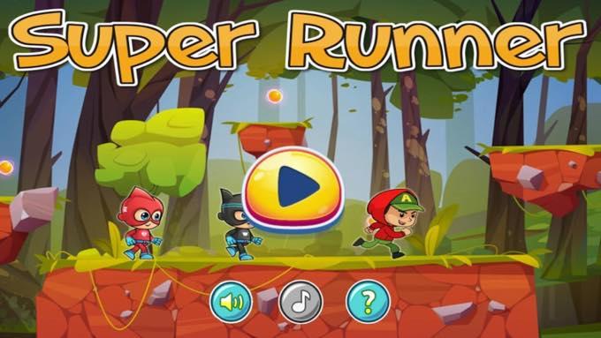 Android app com dronzerdev superrunnerpro