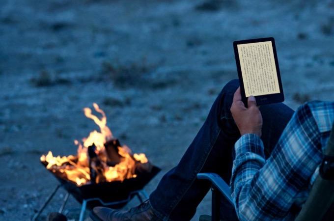 Kindle Paperwhite 20210921