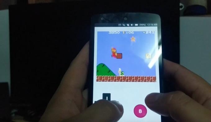 UbuntuTouch on Nexus5 Emu